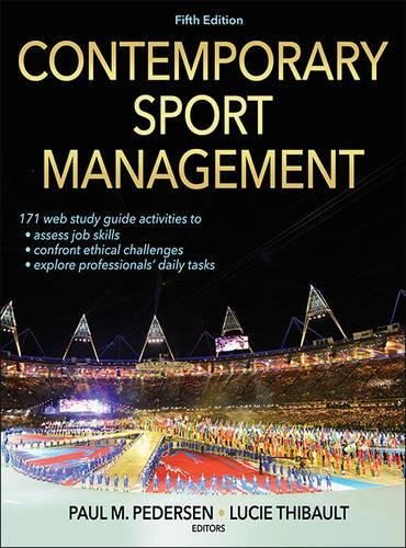 Contemporary Sport Management-5th Edition With Web Study Guide (2014-07-15)