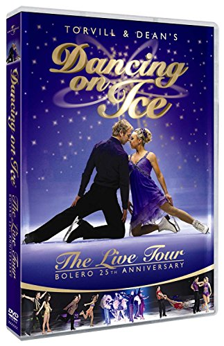 Torvill and Dean's Dancing On Ice - The Bolero 25th Anniversary Tour [2 DVDs] [UK Import]