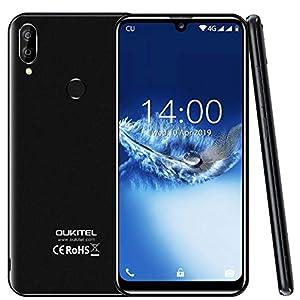 OUKITEL C12 Smartphone Libres, 6.18