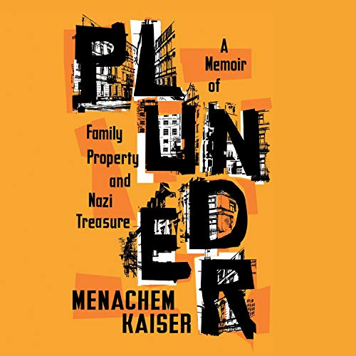 Plunder cover art