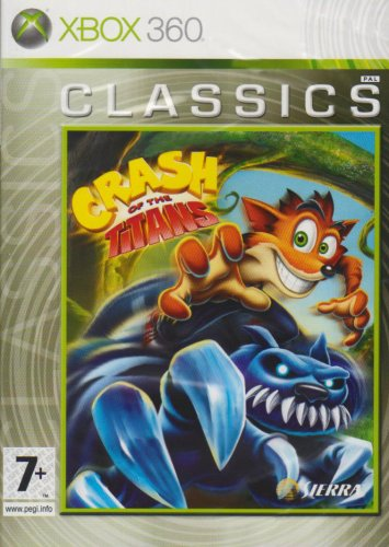 Microsoft Crash of the Titans, Xbox 360