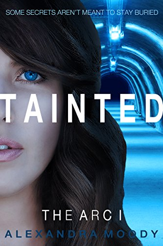 Tainted by Alexandra Moody ebook deal