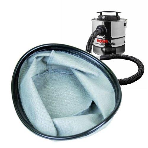 Ersatzfilter für ROWI Aschesauger 800/20/1 Inox