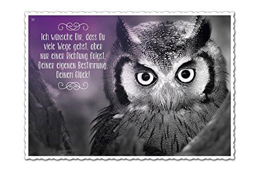 Postkarte - Poesie - Eigene Bestimmung - 23