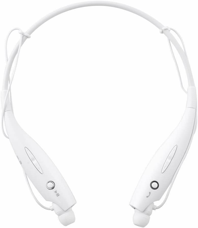 Bluetooth Stereo Headset auriculares Plus Wireless, Blanco