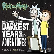 Rick and Morty 2020 Wall Calendar