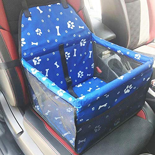 YOBENS NBM huisdier hond auto drager zitzak waterdichte mand veiligheid reizen gaas opknoping zakken honden zitzak mand vervoerder voor hond -4