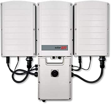 SolarEdge SE100K-US Three Phase Inverters with Synergy Technology for The 277/480V Grid for North America