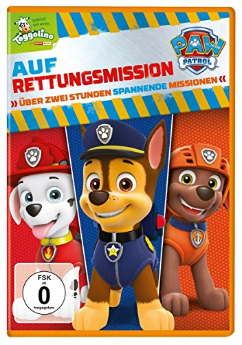 Paw Patrol - Auf Rettungsmission