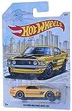 Hot Wheels '69 Ford Mustang Boss 302 3/6, Yellow