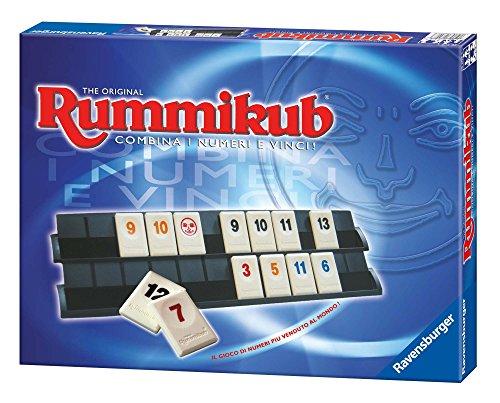 Ravensburger 26208 Rummikub Classic - Juego Mesa