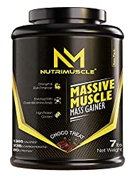 Nutrimuscle MASSIVE Muscle Mass Gainer