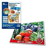 中川製作所 耐水紙 ラミフリー A3 50枚
