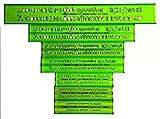 Ultimativ - Schriftschablonen Set nach DIN Norm Größen 2