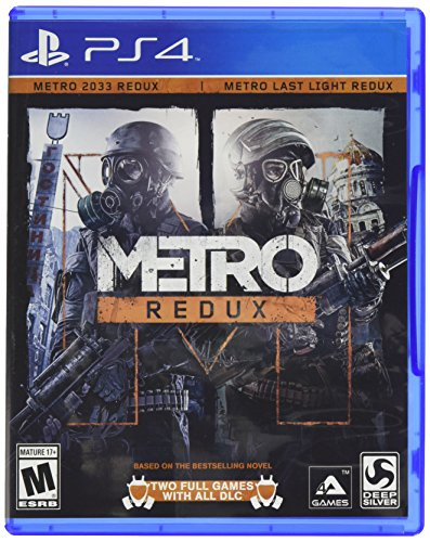 Metro Redux - PlayStation 4 by Deep Silver