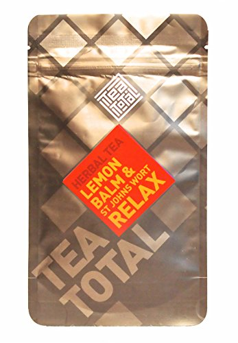 Tea Total Tea total ティートータル リラックスティー 20g入り袋タイプ ニュージーランド産 ハーブティー フレーバーティー ノンカフェイン