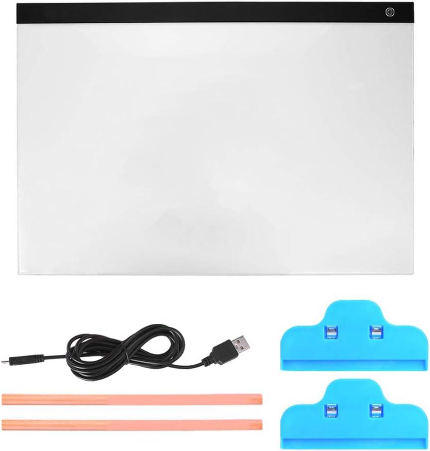 Max 79% OFF Tracing Max 80% OFF Light Pad Micro-USB Box 2m Acrylic 1 with
