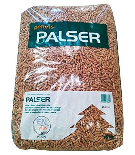 SACO DE PELLETS DE 15 KG PALSER