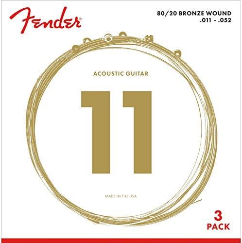Top 10 Best fender guitar strings acoustic