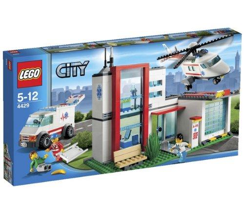 LEGO Lego City - Helicóptero de rescate - 4429