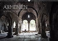 ARMENIEN - Land der fruehen Christen (Wandkalender 2022 DIN A3 quer): Eine Reise durch Armenien (Monatskalender, 14 Seiten )