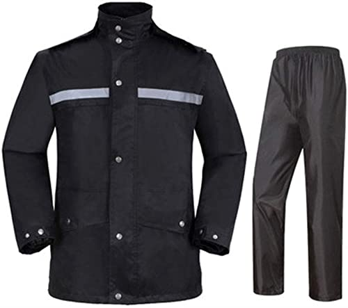 WSWJJXB Pantalon imperméable imperméable à l'eau de Pluie Costume Adulte imperméable imperméable pour Les Hommes et Les Femmes