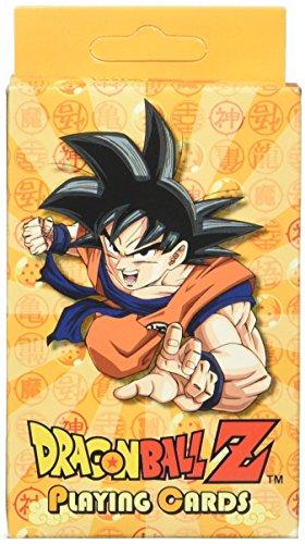 Dragon Ball Z Grupo–Juego de cartas