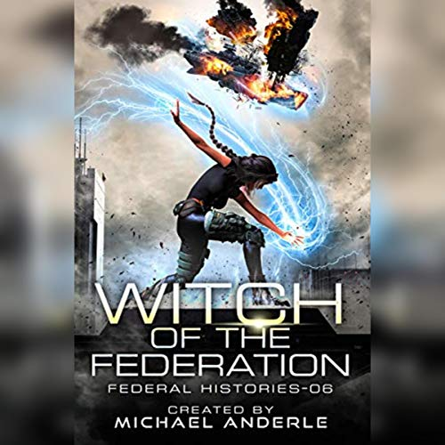 Witch of the Federation VI cover art