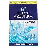 Felce Azzurra Profumatori Cassetti Classico 3 Bustine - 6 confezione da 40 g