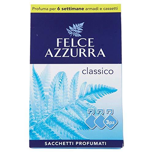 Felce Azzurra Dacs Parfumés, 6 Paquets de 3 sacs