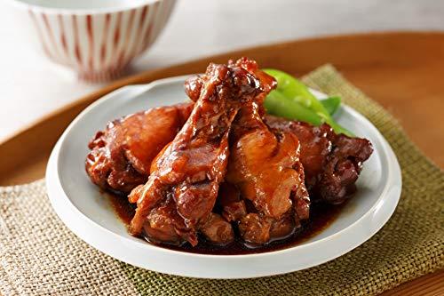 みつせ鶏本舗 みつせ鶏 ほろほろチキンセット みつせ鶏うまとろ手羽煮:210g×2P ■CHICKEN DELI ふもと赤鶏トマト煮(骨付きもも):250g×2P