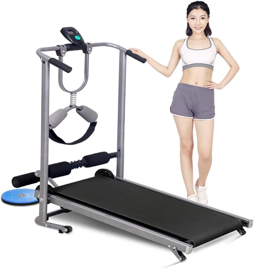 OKBOP Folding SEAL limited product Manual Treadmill for Mini Home 4-in-1 Desk Under Reservation