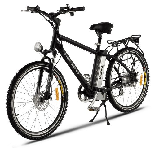 X-Treme Scooters Men's Lithium Electric Powered Mountain Bike ...