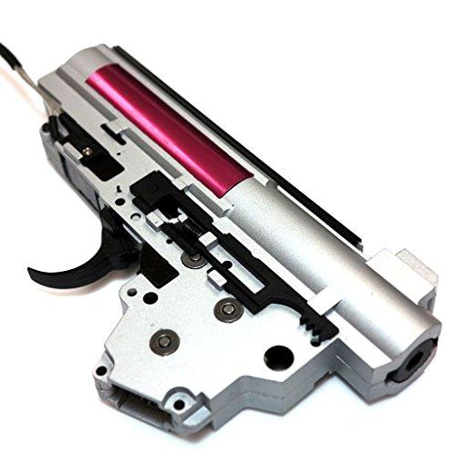 Airsoft Softair Ausrüstung Army Force 8mm komplette QD-Transformation AK-Serie V3 Gearbox Getriebe Version 3 Front Line