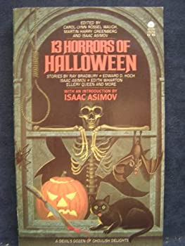 13 Horrors of Halloween 0380848147 Book Cover