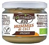 Hummus de garbanzos con especias 180 g