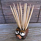 Porcupine Toothpick Holder Adds Whimsy