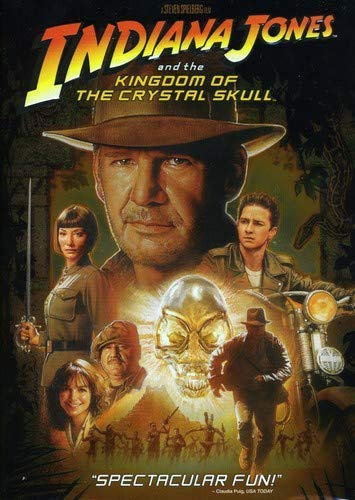 Indiana Jones and the Kingdom of the Crystal Skull (Single-Disc Edition) by Paramount Home Entertainment