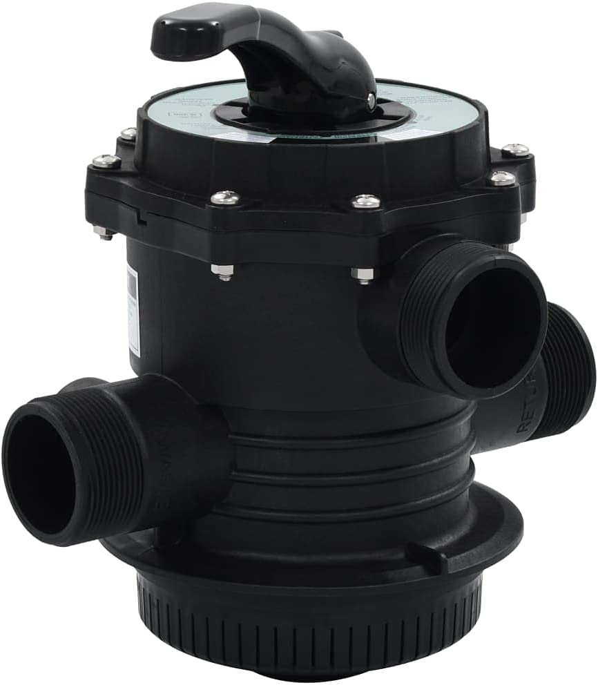 Great-hyc 6-Way Top Mount Multiport Valve Filter Bargain sale ABS Sand At the price for 1.