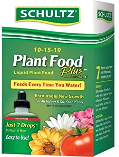 Schultz All Purpose 10-15-10 Plant Food Plus، 8-اونس