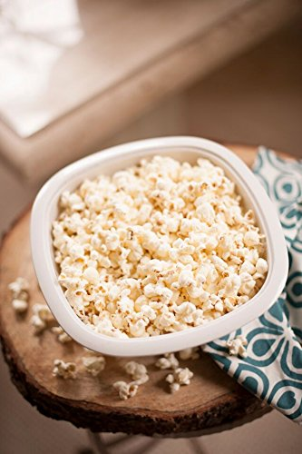 Product Image 5: Nordic Ware Microwave Popcorn Popper, White, 12 Cup