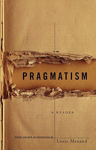 Pragmatism: A Reader
