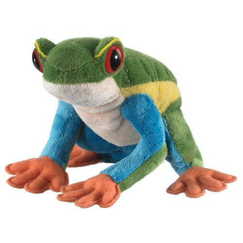Wildlife Artists Red-Eyed Tree Frog (Conservation Critters)