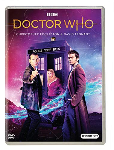 Amazon - Doctor Who: The Christopher Eccleston & David Tennant Collection (DVD) $7.99