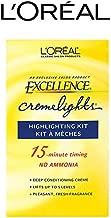 L'OREAL Salon Excellence Cremelights Hair Highlighting Level Lift Kit HC-08009