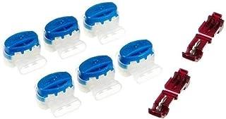Genisys 3M Scotchlok - Juego de 6 conectores y 2 bornes de conexión compatibles con Husqvarna ® Automower ® 4** 5