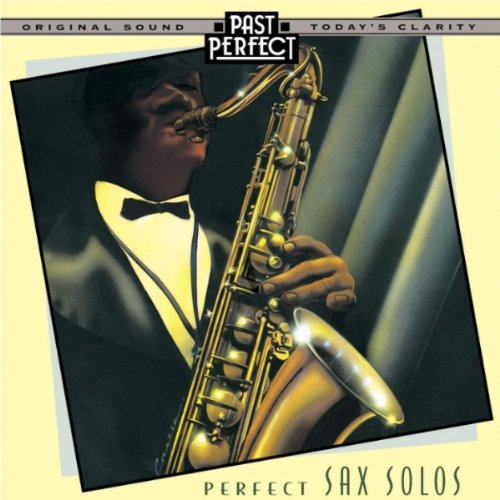 Perfect Sax Solos - Cool 1940s Saxophone Jazz