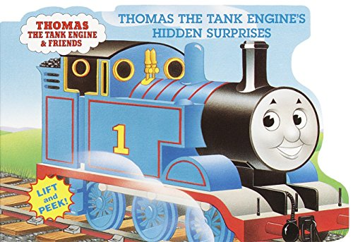 Thomas the Tank Engine's Hidden Surprises (Thomas & Friends) (Let's Go Lift-and-Peek)の詳細を見る