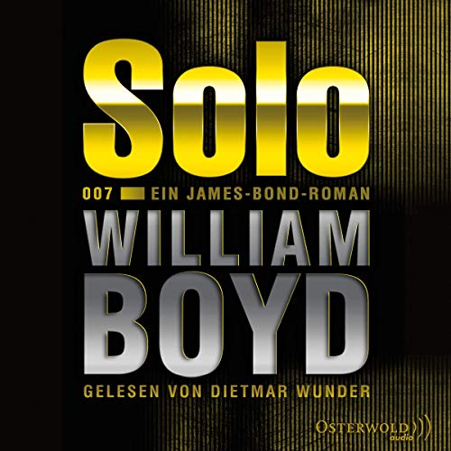 Solo: Ein James-Bond-Roman: 8 CDs