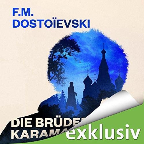 Die Brüder Karamasow audiobook cover art